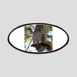 Great Horned Owl Patches