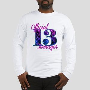 Official Teenager Long Sleeve T-Shirt