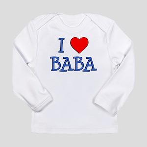 I Love Baba Long Sleeve T-Shirt