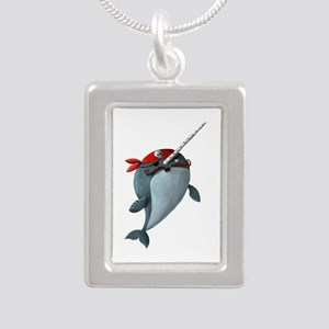 Pirate Narwhals Necklaces