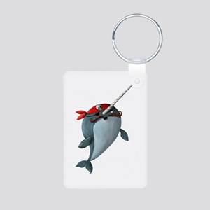 Pirate Narwhals Keychains
