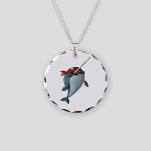Pirate Narwhals Collar
