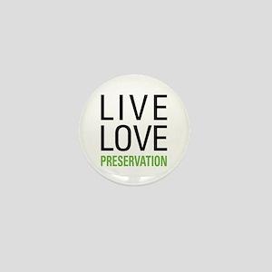 Preservation Mini Button