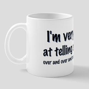 Telling Stories Mug