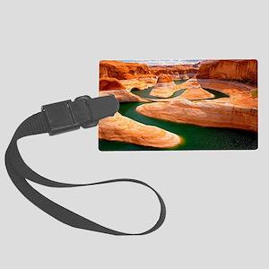 Grand Canyon - Colorado River Luggage Tag
