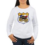 USS ALAMO Women's Long Sleeve T-Shirt