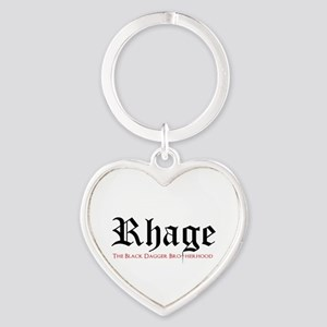 Rhage Heart Keychain Keychains