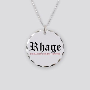 Rhage Necklace Circle Charm