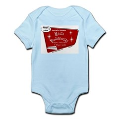 Breastaurant - Happy Customer Infant Bodysuit