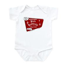 Breastaurant - Happy Customer Infant Bodysuit