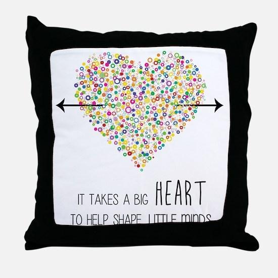 Cute Appreciation Throw Pillow
