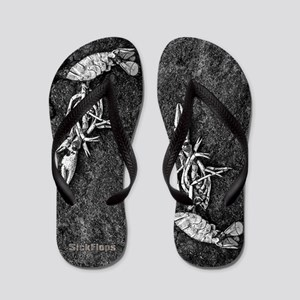 Sickflops - Rotting Lobster Flip Flops