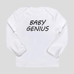 Baby Genius Long Sleeve T-Shirt