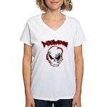 DOOMBXNY LOGO Women's V-Neck T-Shirt