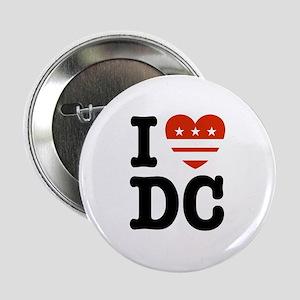 "I Love DC 2.25"" Button"