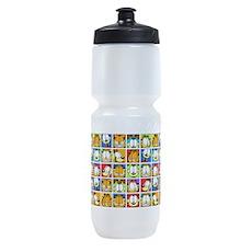 Garfield Face Time Sports Bottle