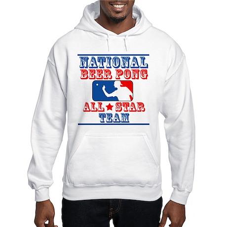 National Beer Pong All Star Team Hooded Sweatshirt