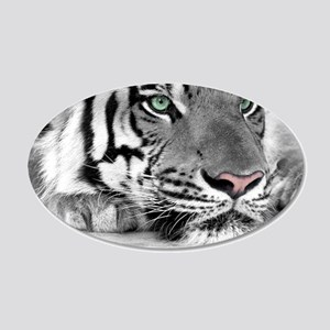 Lazy Tiger Wall Decal