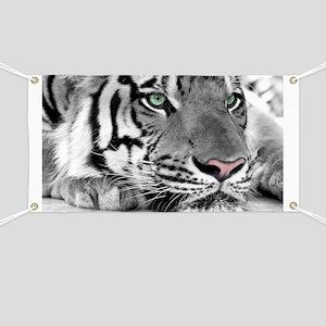 Lazy Tiger Banner