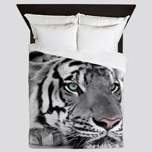 Lazy Tiger Queen Duvet
