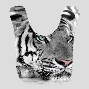 Lazy Tiger Bib
