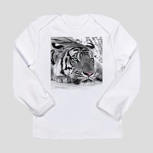 Lazy Tiger Long Sleeve T-Shirt