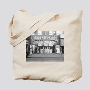 Midcity Movie Theater, 1937 Tote Bag
