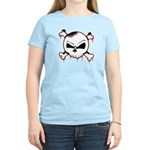 Skull n' X-bones Women's Light T-Shirt