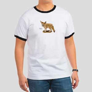 Fennec Fox Ringer T