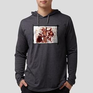 Gladiators duel Long Sleeve T-Shirt
