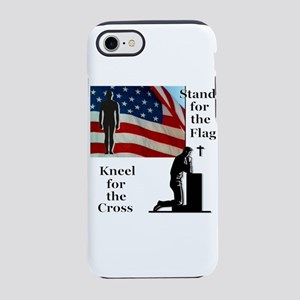 Stand for the Flag iPhone 7 Tough Case