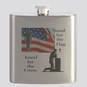 Stand for the Flag Flask
