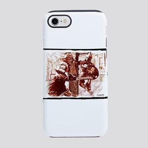 Gladiators duel iPhone 7 Tough Case