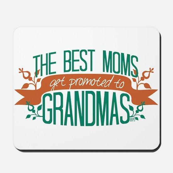 Promoted to Grandma Mousepad