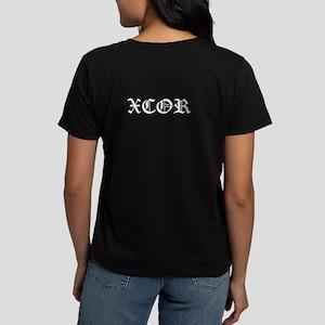 Xcor Bdb Dagger Women's Dark T-Shirt