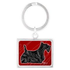 Scottish Terrier Keychains