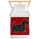 Scottish Terrier Twin Duvet