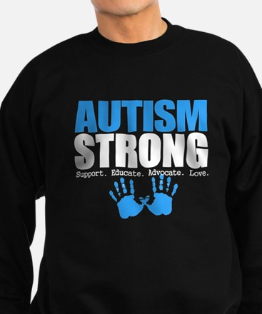 Autism Strong Sweatshirt