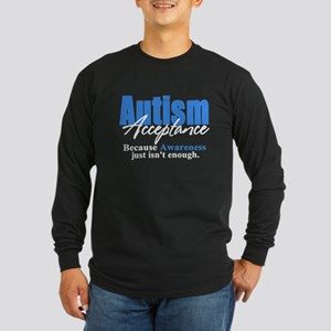 Autism Acceptance Long Sleeve T-Shirt