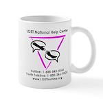 Lgbt National Help Center Mugs