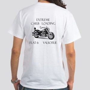 Valkyrie White T-Shirt