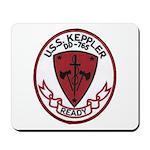 USS KEPPLER Mousepad