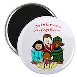 Celebrate Adoption Magnet