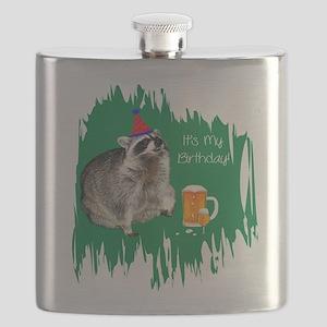 Its My Birthday, Adult Flask