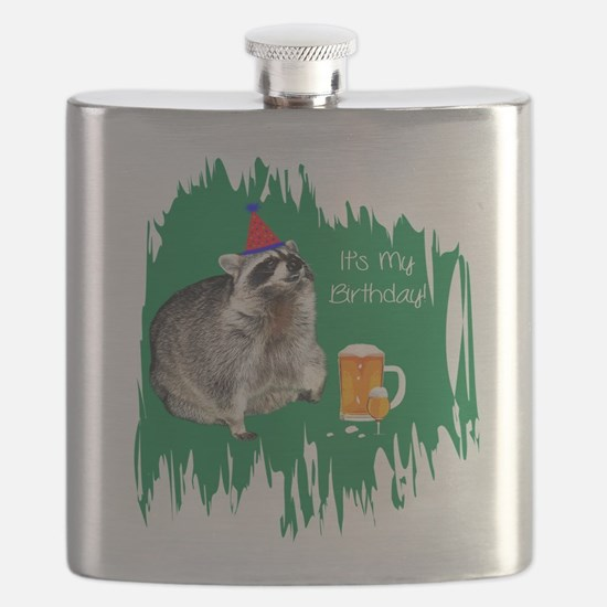 Its My Birthday, Adult Flask