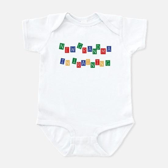 New Grandma In Training Infant Bodysuit