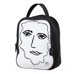 Wise Stoic Neoprene Lunch Bag