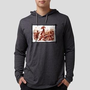 Roman Centurion in battle Long Sleeve T-Shirt