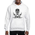 Klingon Skull and Bat'leths Hooded Sweatshirt