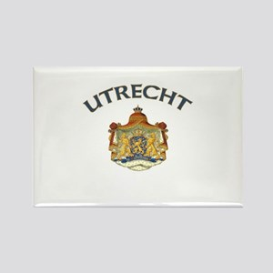 Utrecht, Netherlands Rectangle Magnet